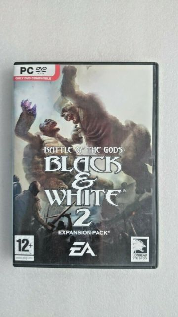 Black & White 2: Battle of the Gods Expansion Pack  (PC: Windows, 2006)